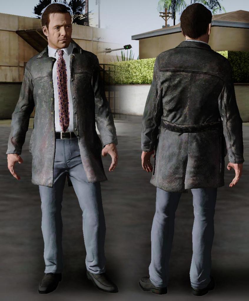 Max Payne original gta 1