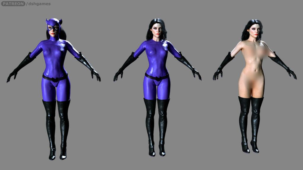 catwoman 1990s prev model