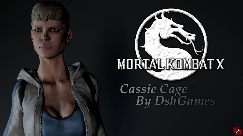 mk mobile Cassie Cage gta