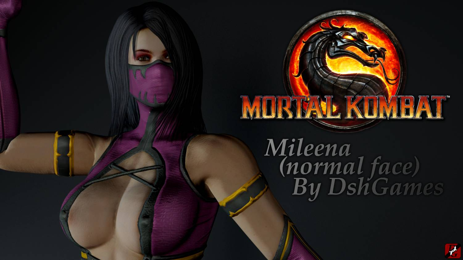 Mileena (normal face)
