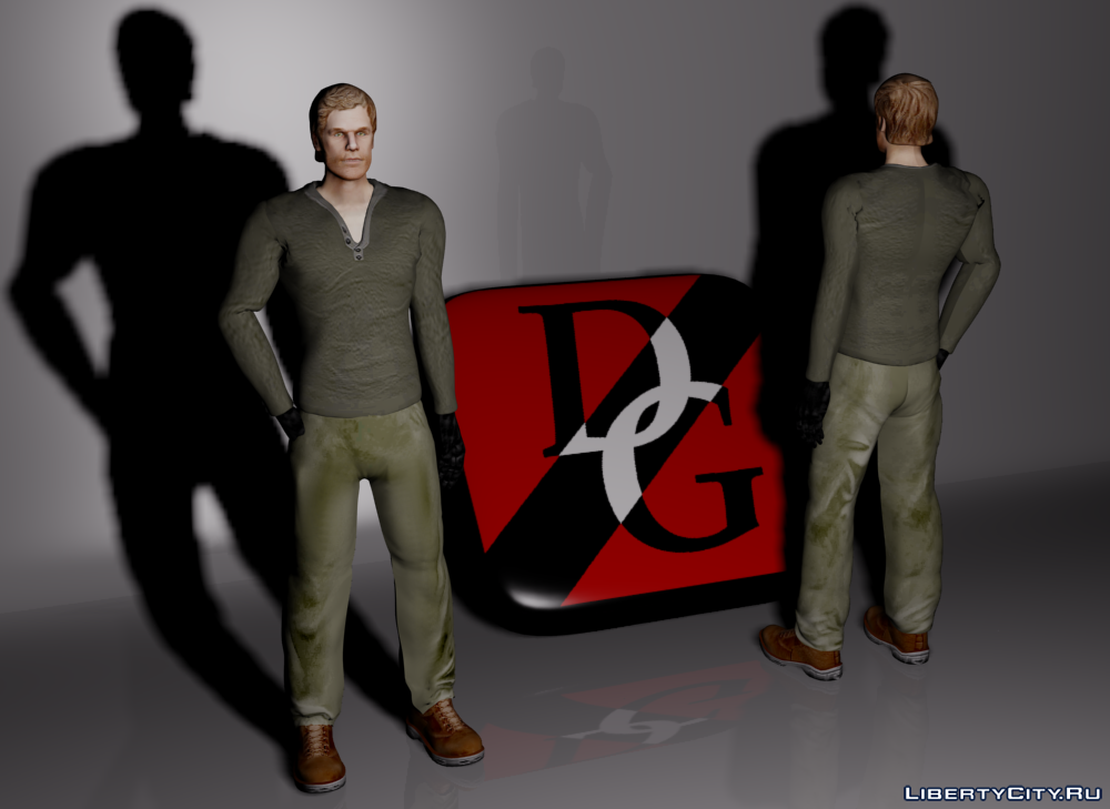 New Dexter GTA SA