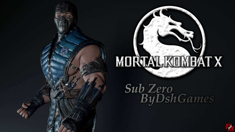mk10 Sub Zero gta