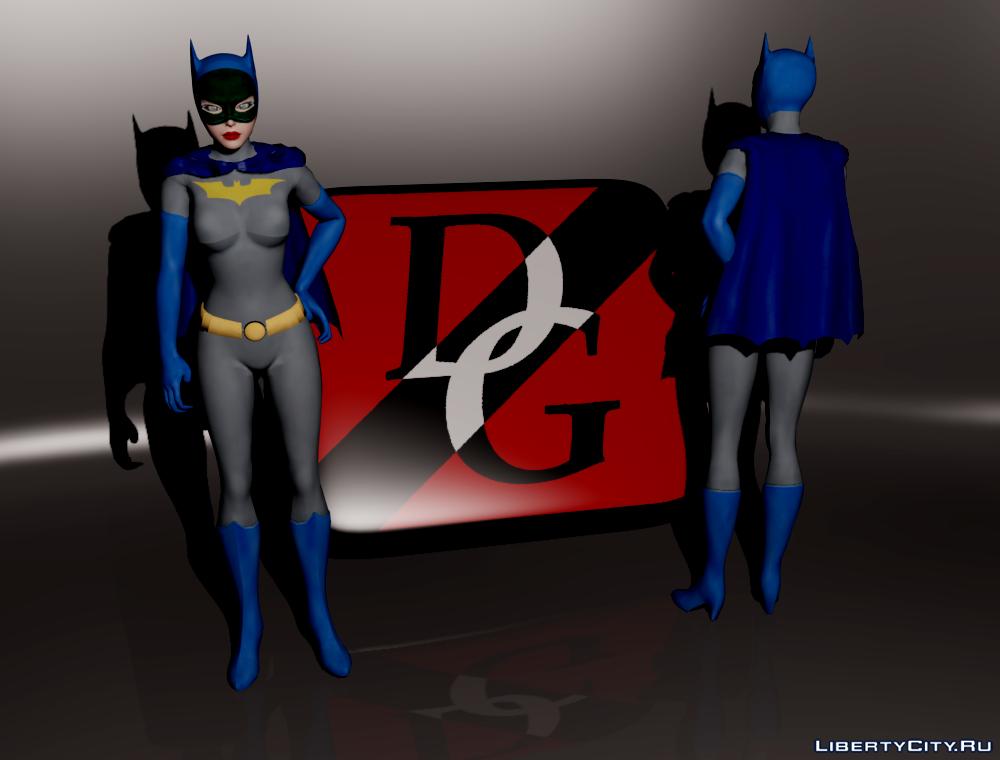 Batgirl GTA SA