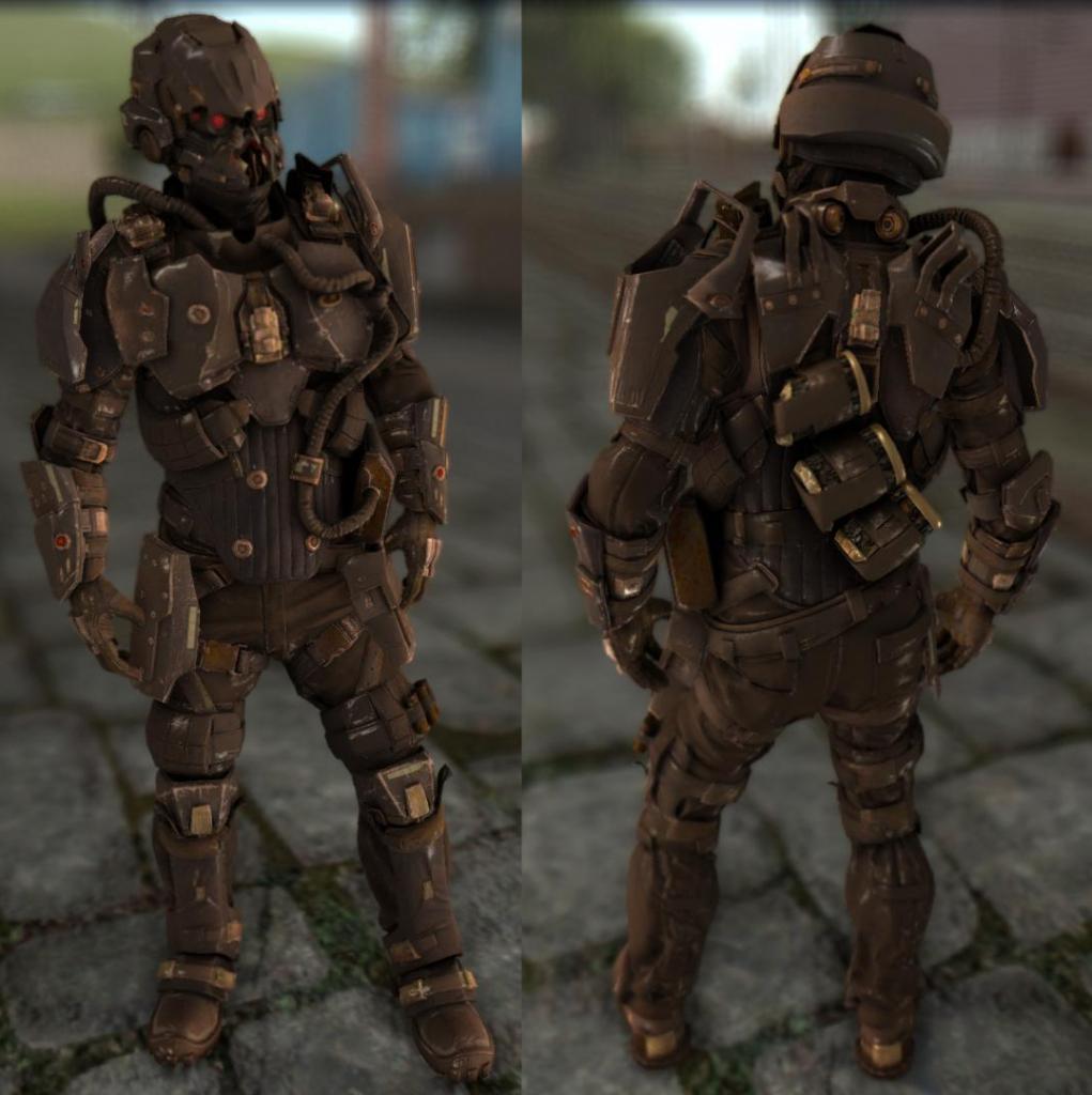 Trooper gta 4