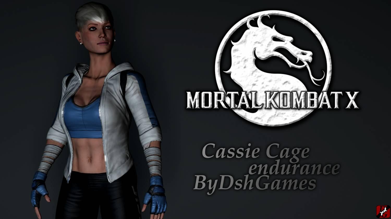 Cassie Cage endurance gta