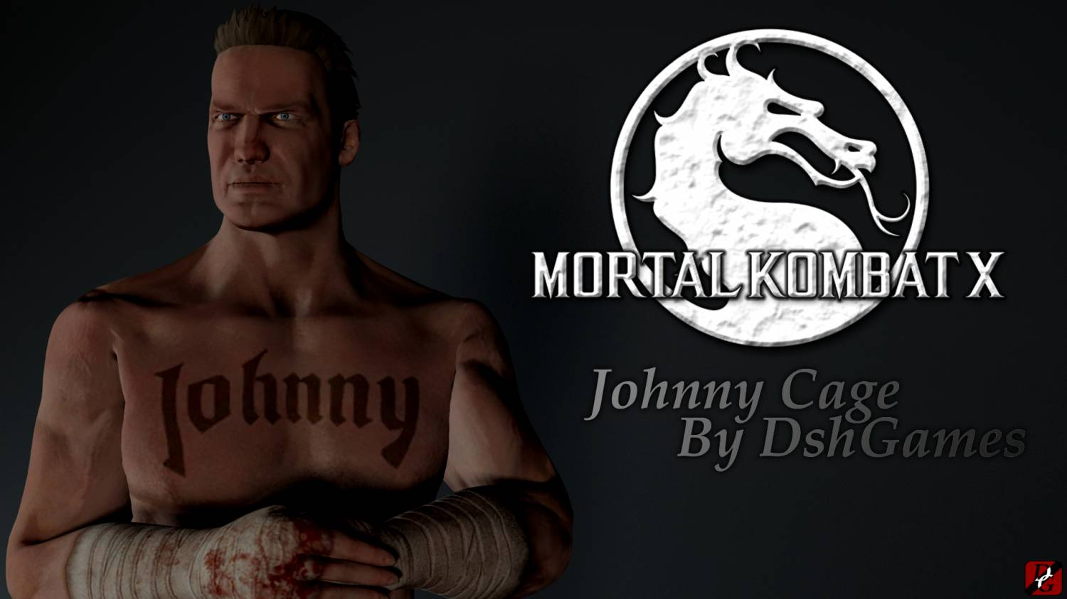 Johnny Cage gta