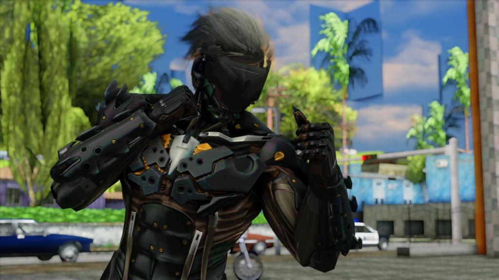 mgr Raiden gta 4