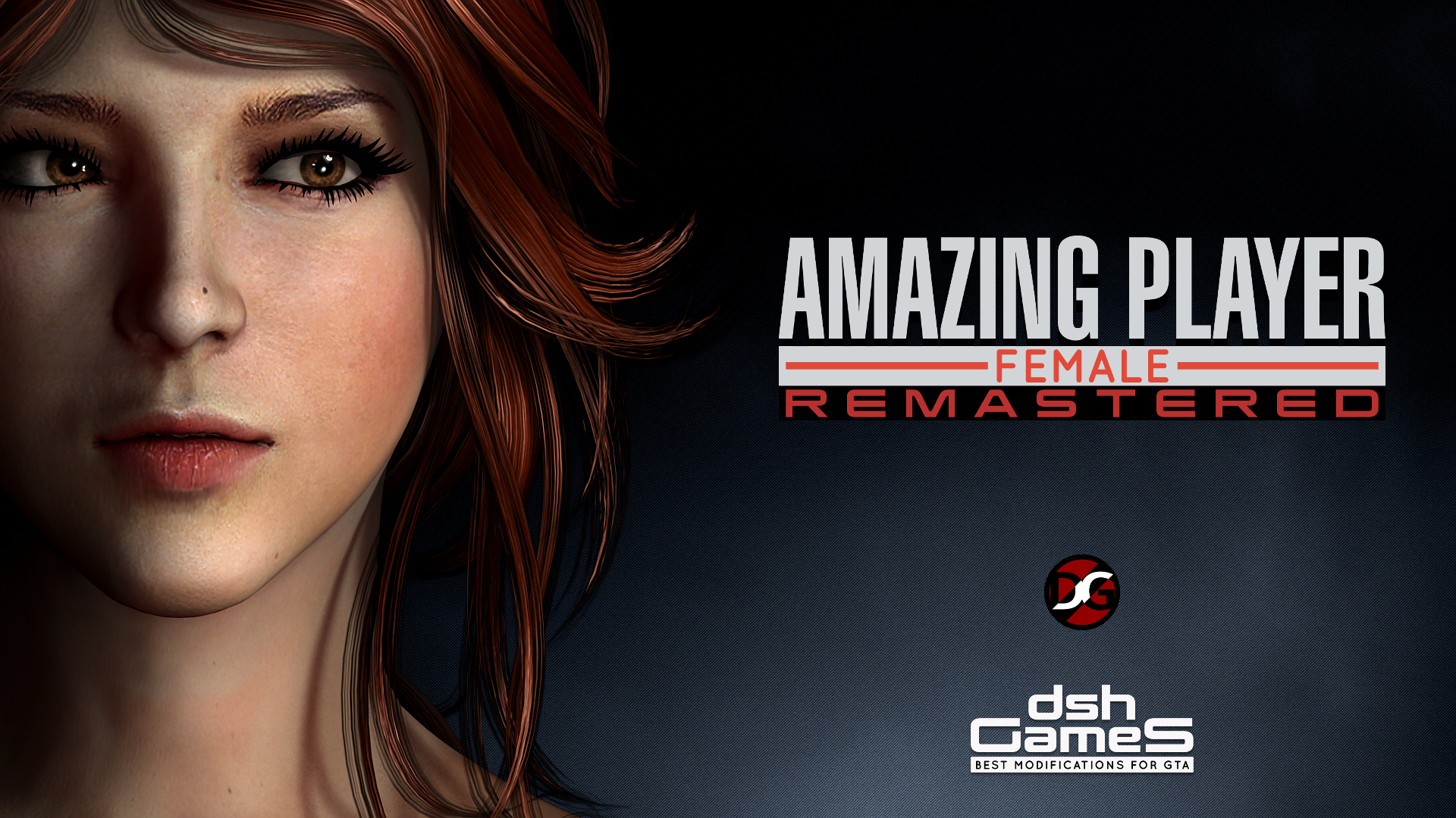 amazing player female remastered
