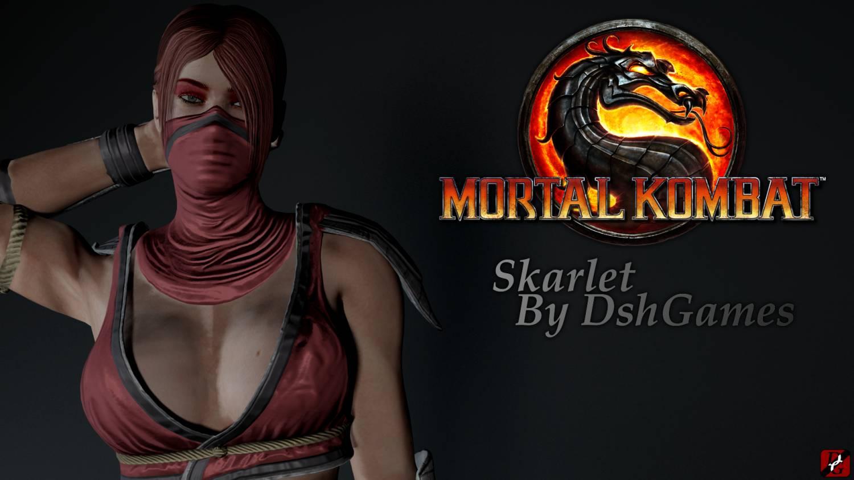 mk9 Skarlet gta