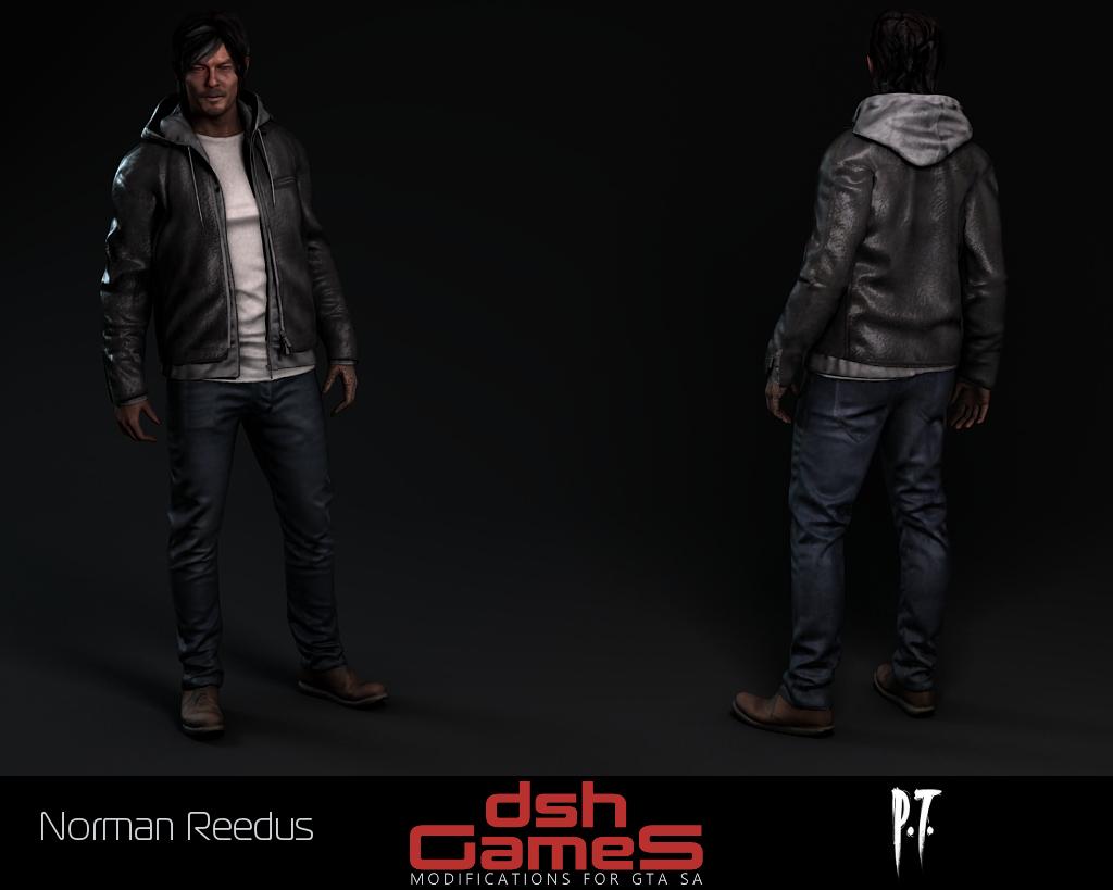 Norman Reedus gta