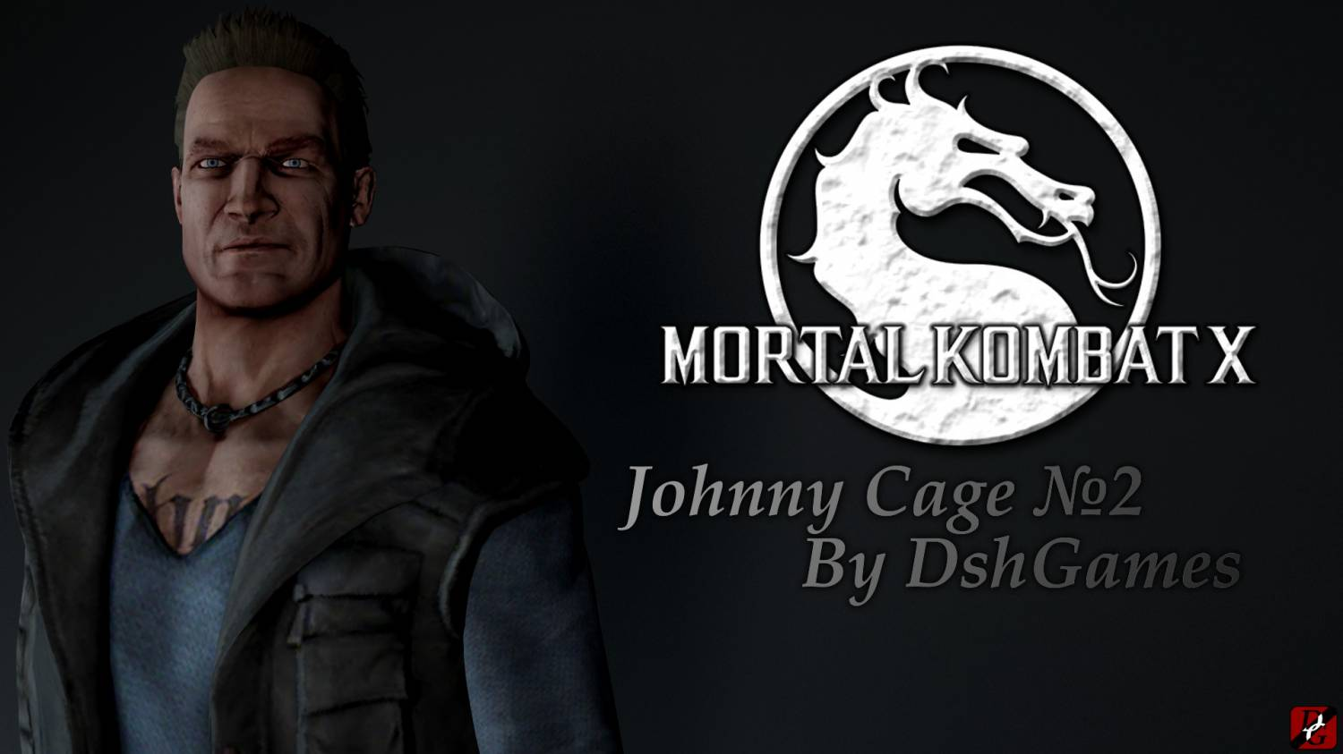 Johnny Cage №2 gta