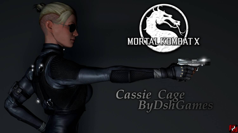 Cassie Cage gta