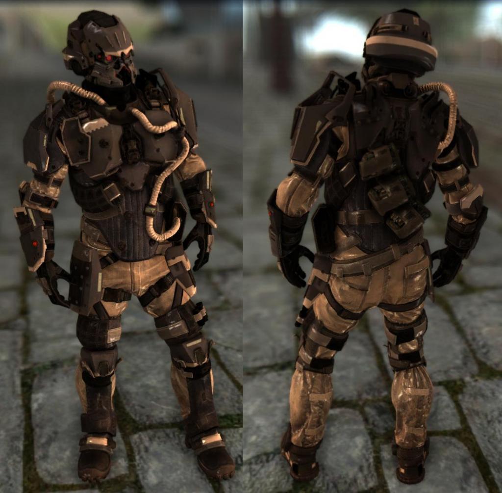 Trooper gta 2