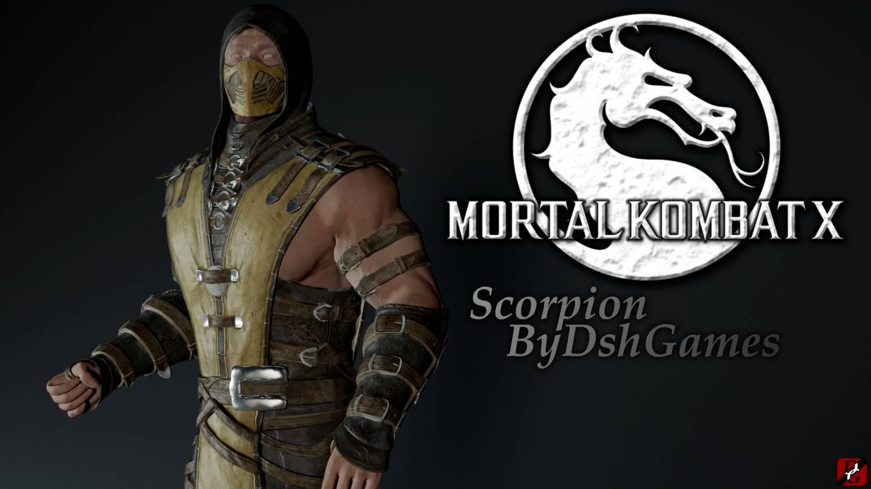 mk10 Scorpion gta