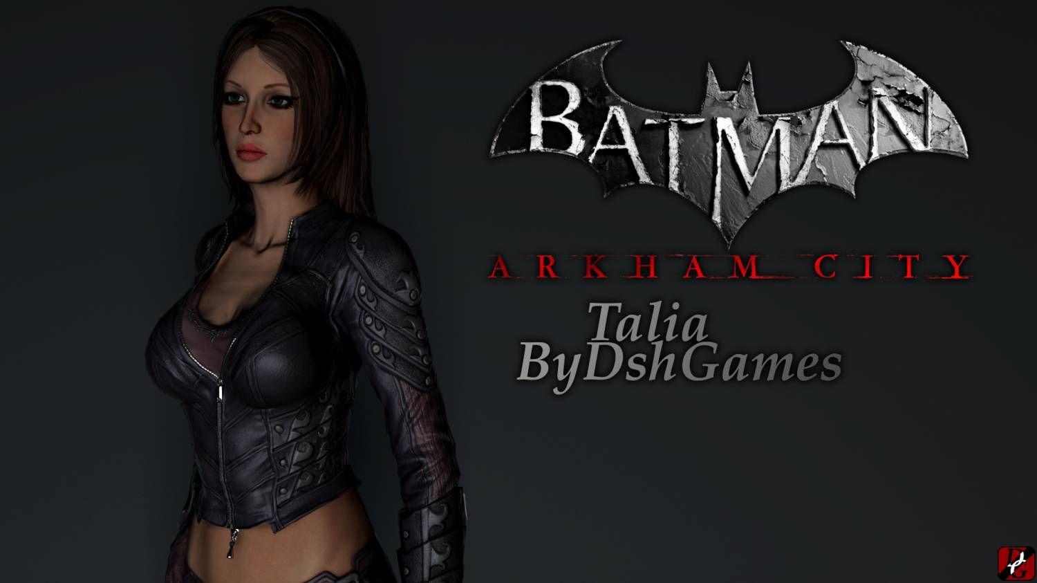 Talia batman gta