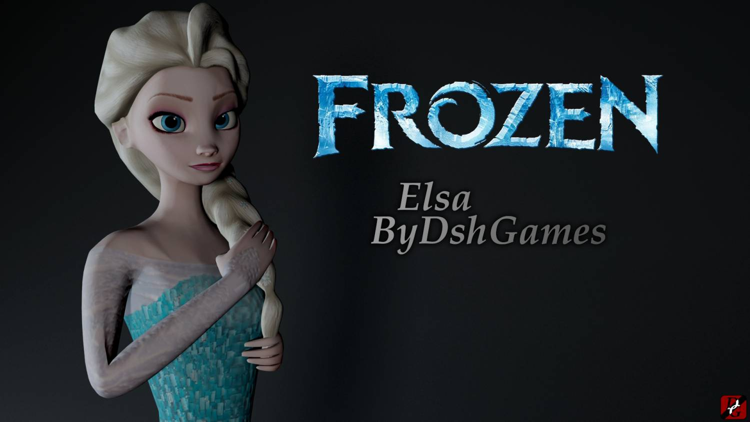 frozen Elsa gta