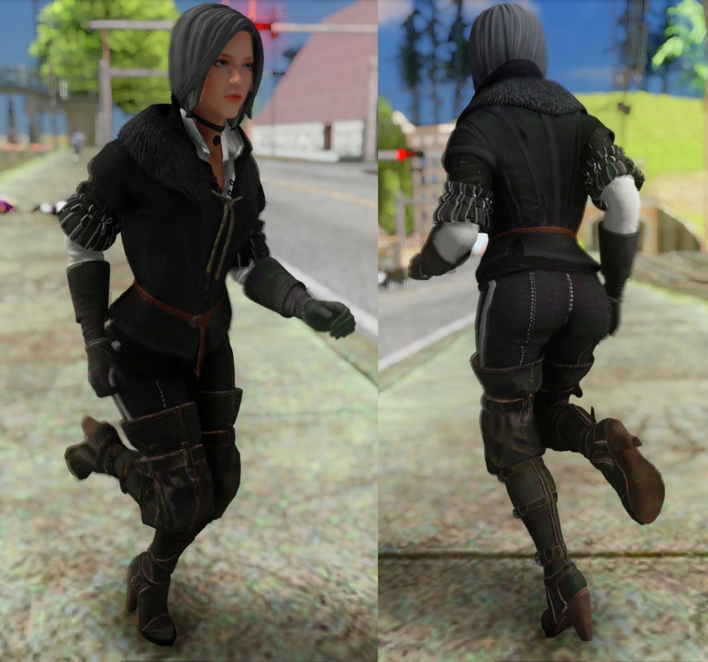 amazing player female Patch 2 1