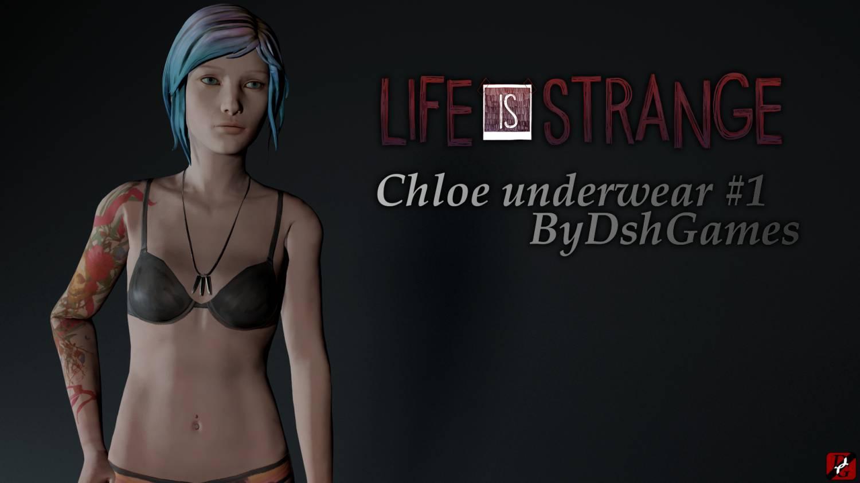 Chloe underwear #1 gta