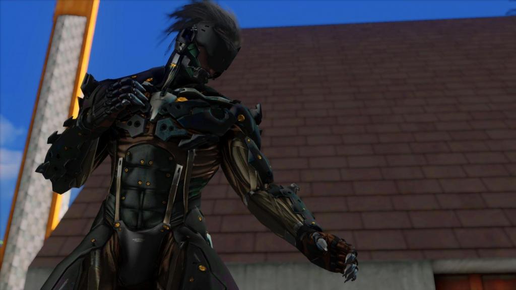 mgr Raiden gta 2