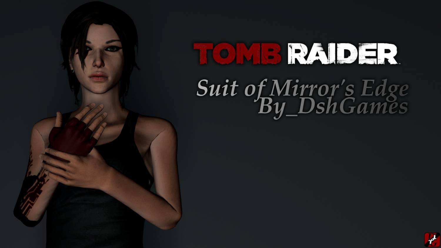 lara croft Suit of Mirror's Edge gta