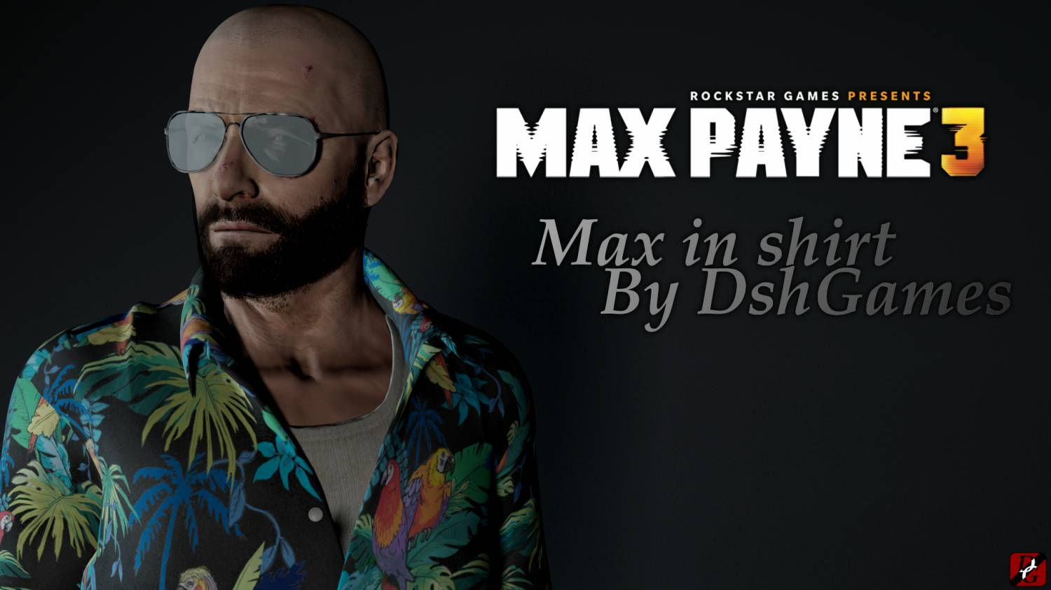 Max in shirt GTA SA