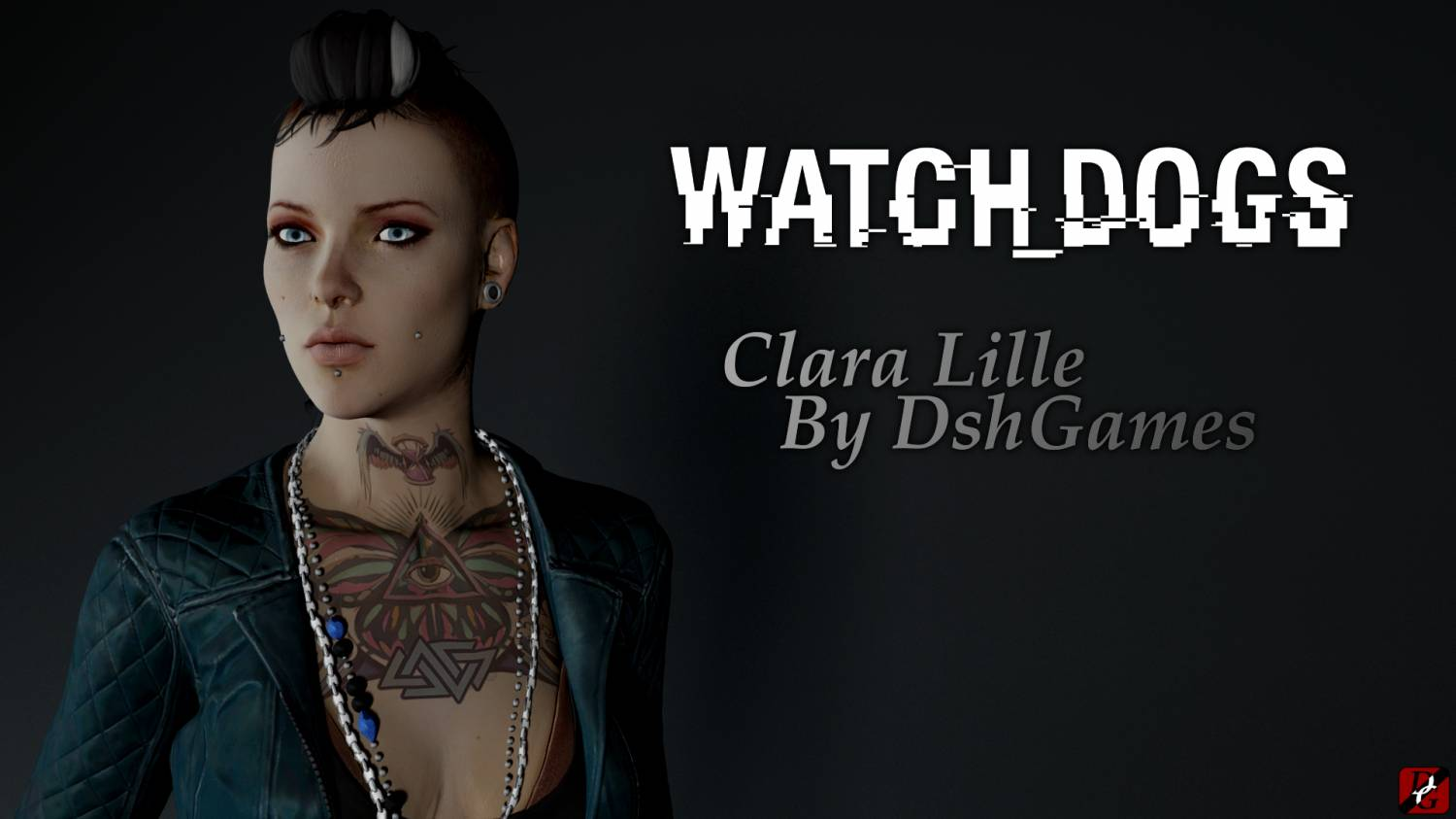 watch dogs Clara Lille gta