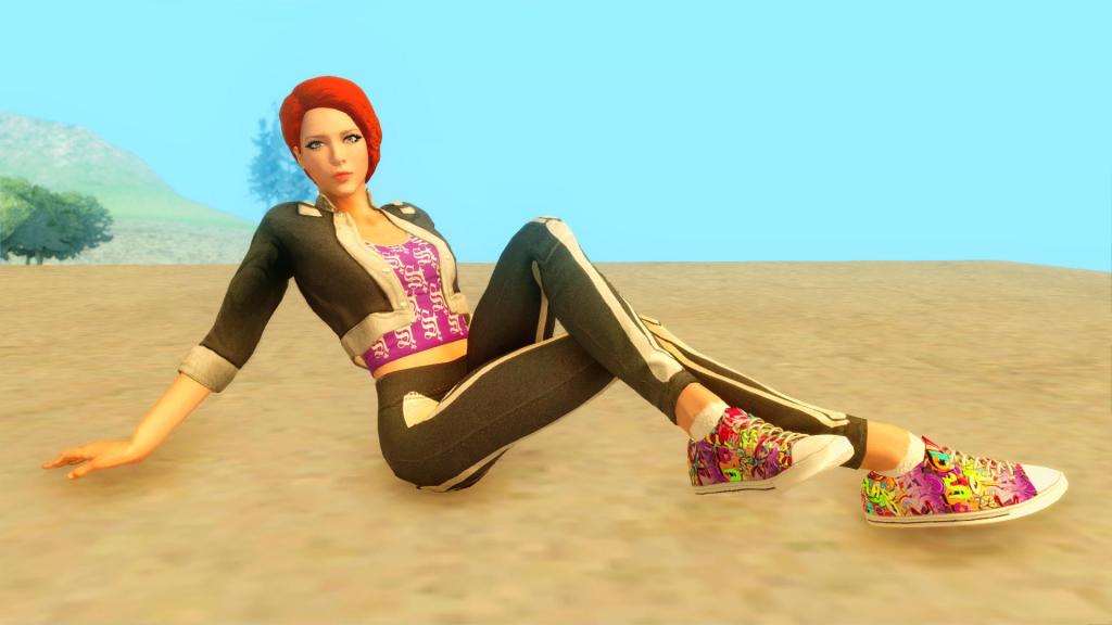amazing player female remastered 9