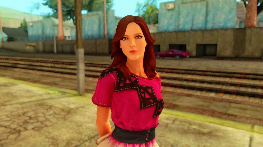 amazing player female remastered 1