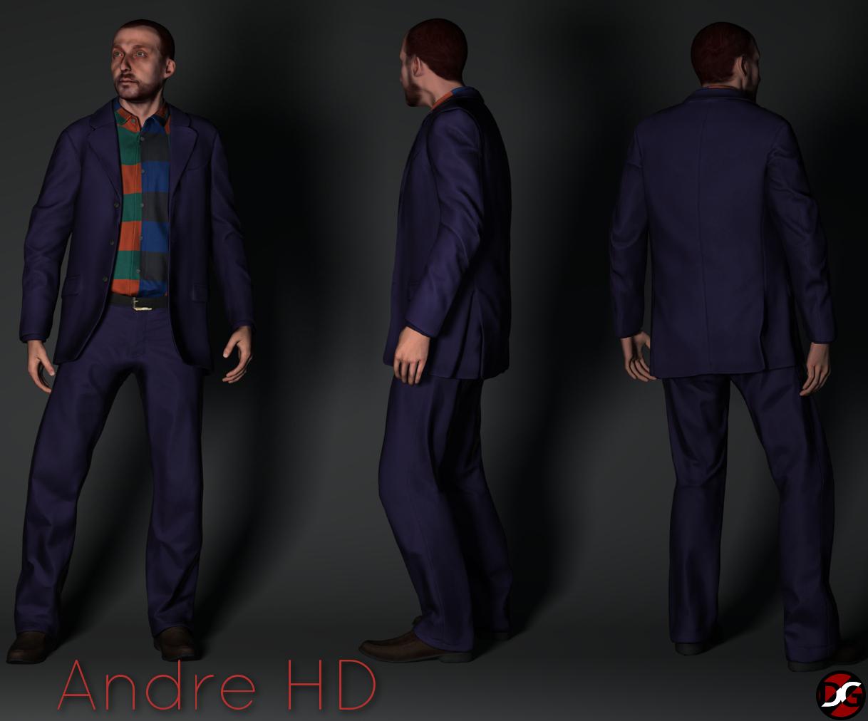 Andre HD gta 0