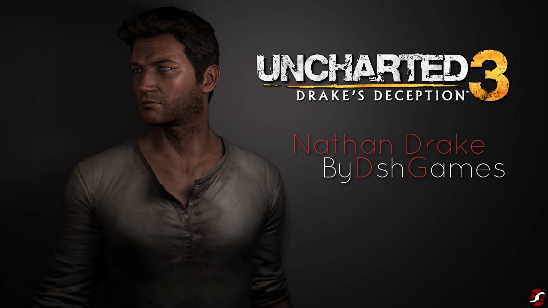 Nathan Drake gta