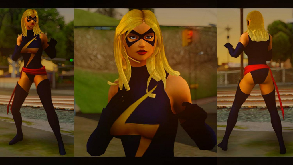 Ms. Marvel gta 1