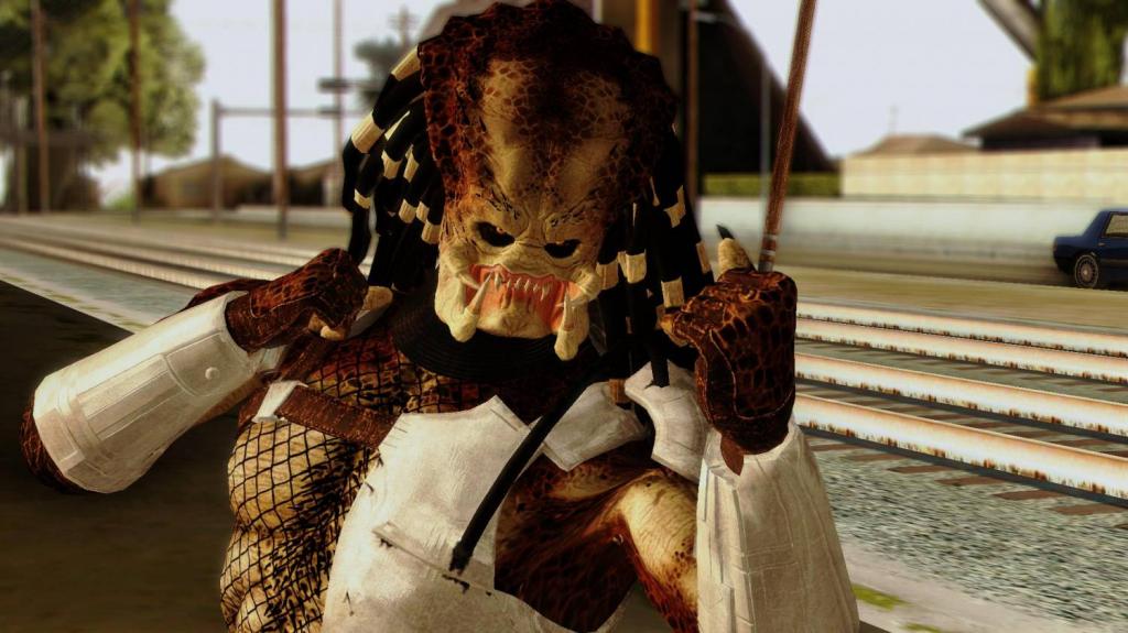 Predator for GTA SA 1