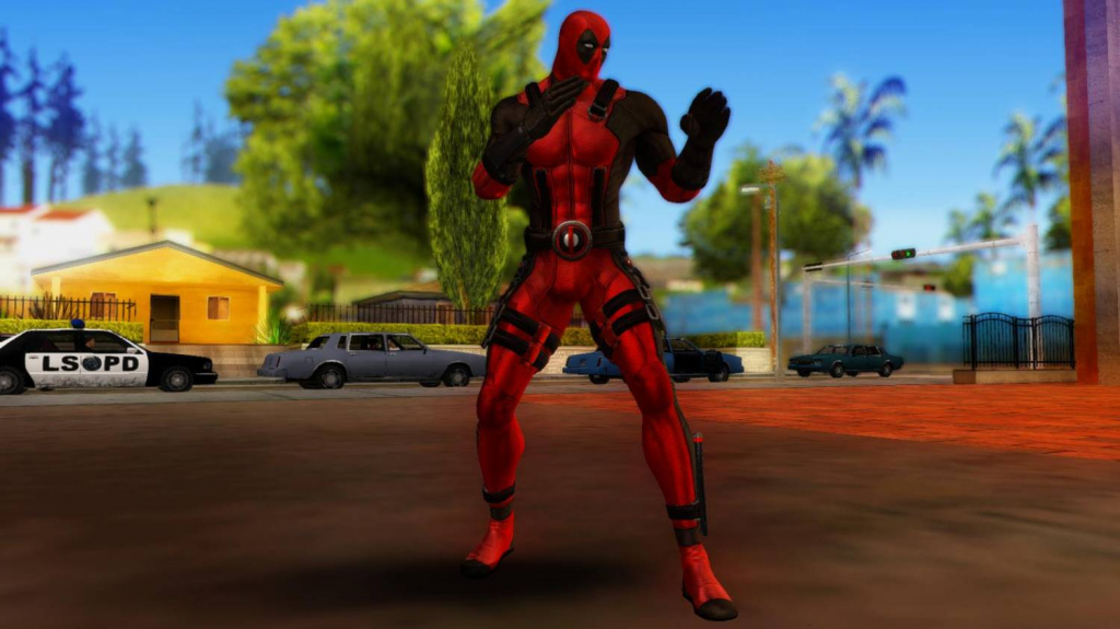 deadpool gta 3