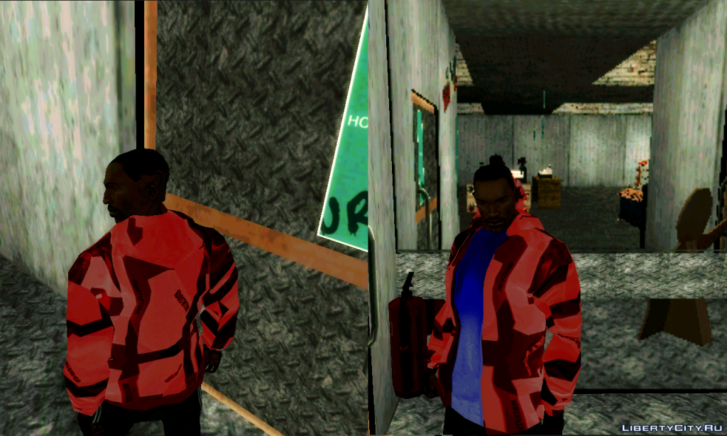 New jackets for gta 2