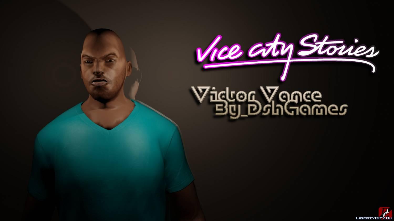 Victor Vance HD GTA SA 0