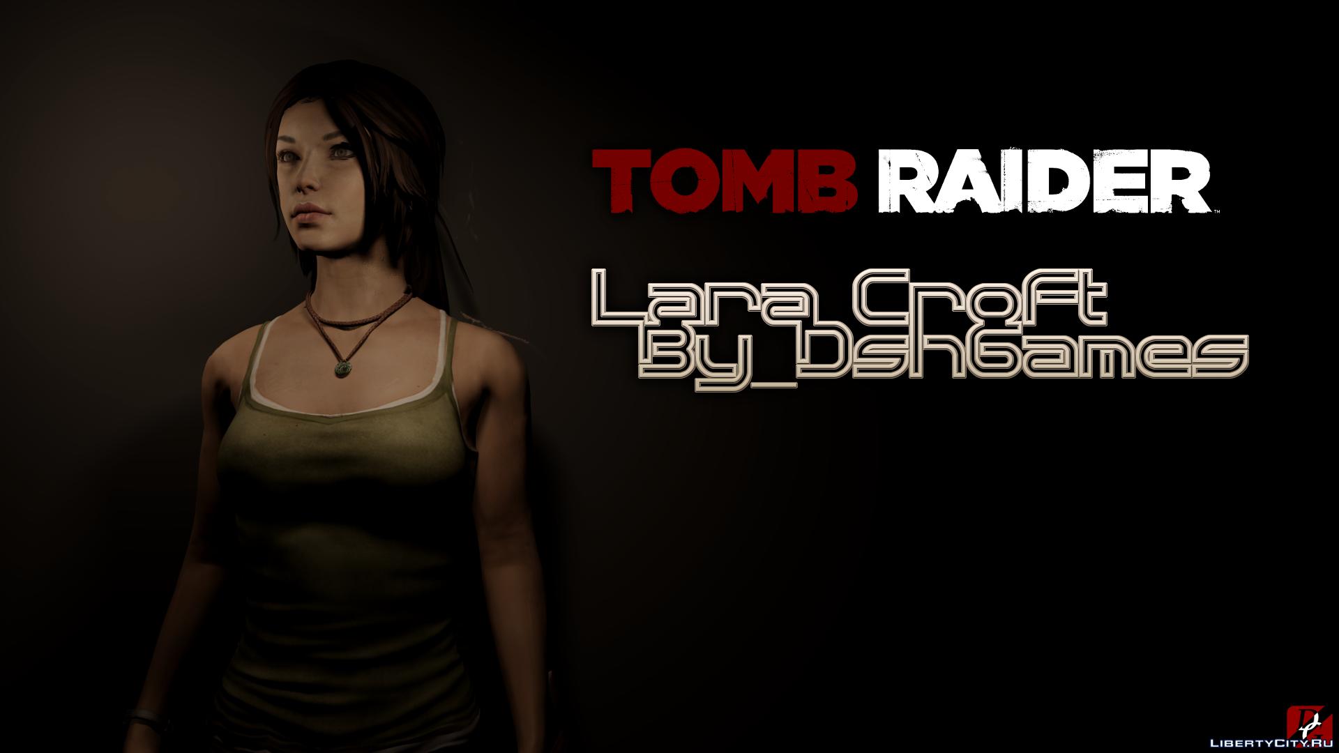 TOMB RAIDER: Lara Croft 0
