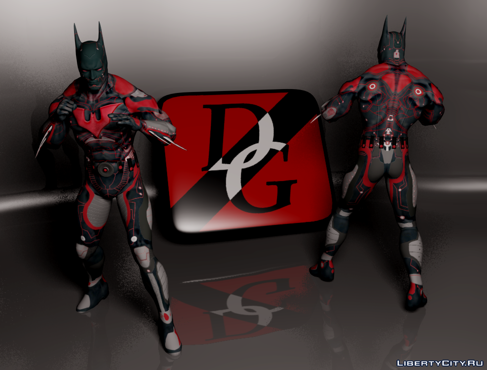Batman Beyond for GTA SA 0