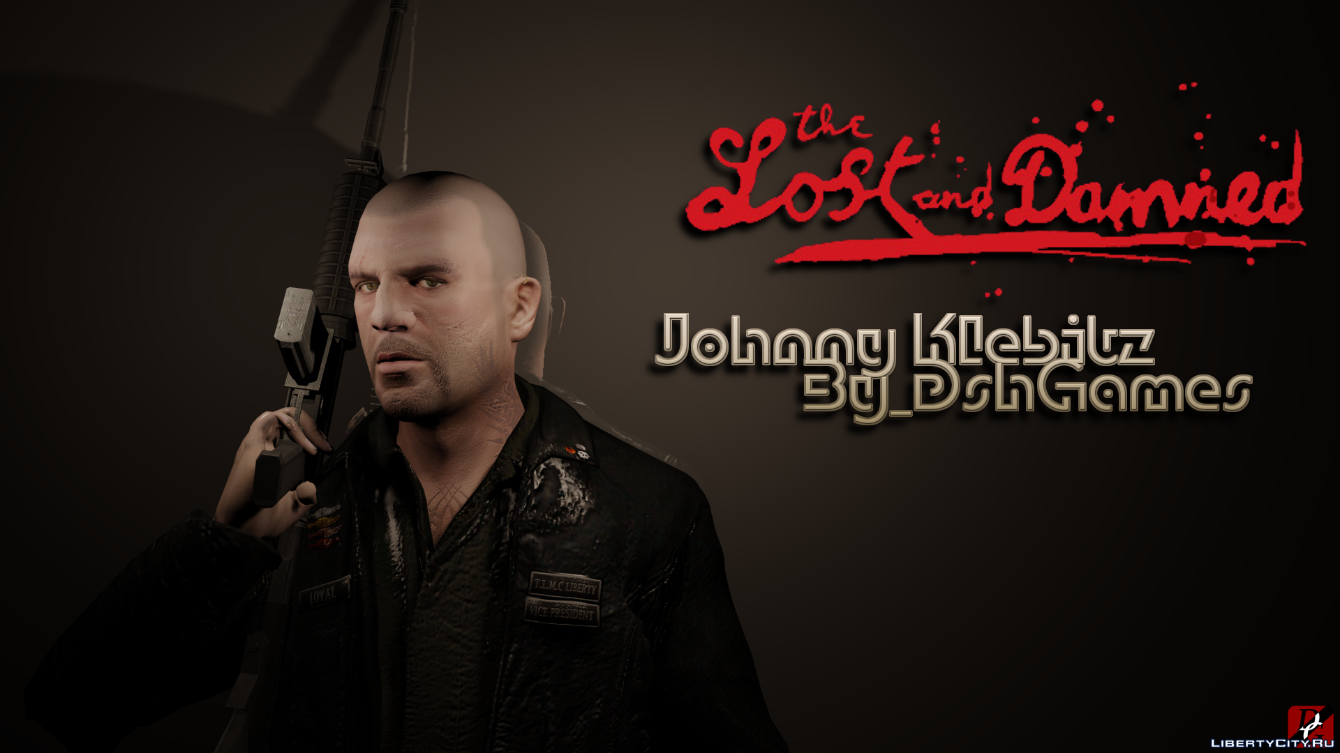 Johnny Klebitz GTA SA 0