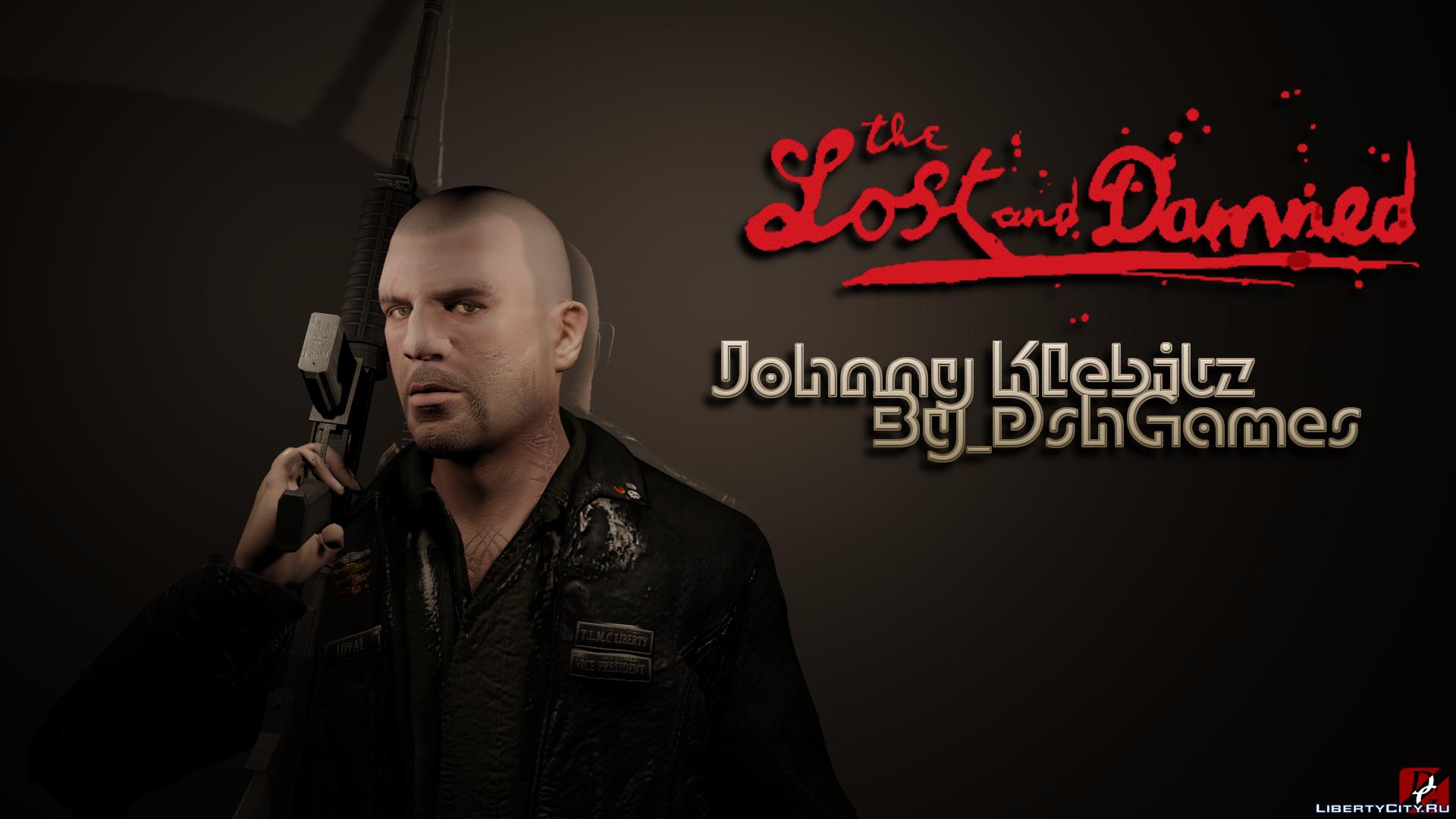 Johnny Klebitz GTA SA 0