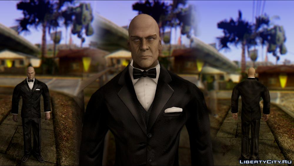 Lex Luthor Tuxedo for GTA SA 1