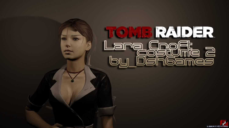 Lara Croft gta dress 0