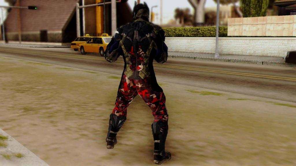 Arkham Knight for GTA SA 1