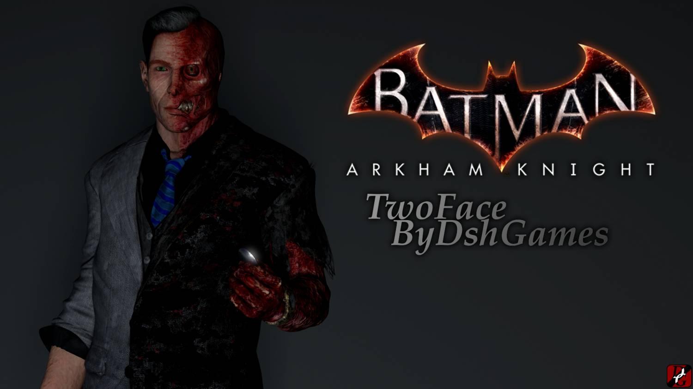 BAK twoface for GTA SA 0