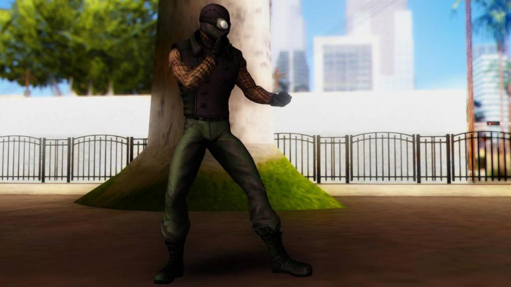 spider man noire gta 2