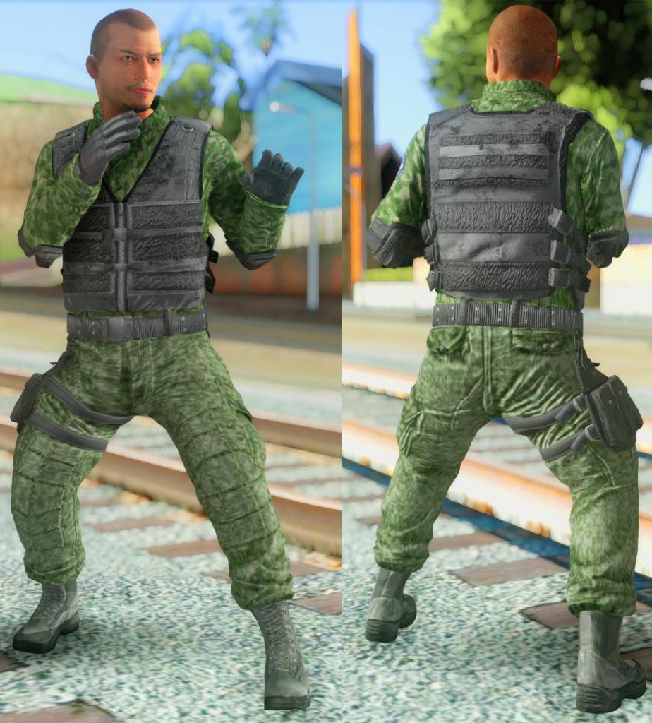 Army HD gta 1
