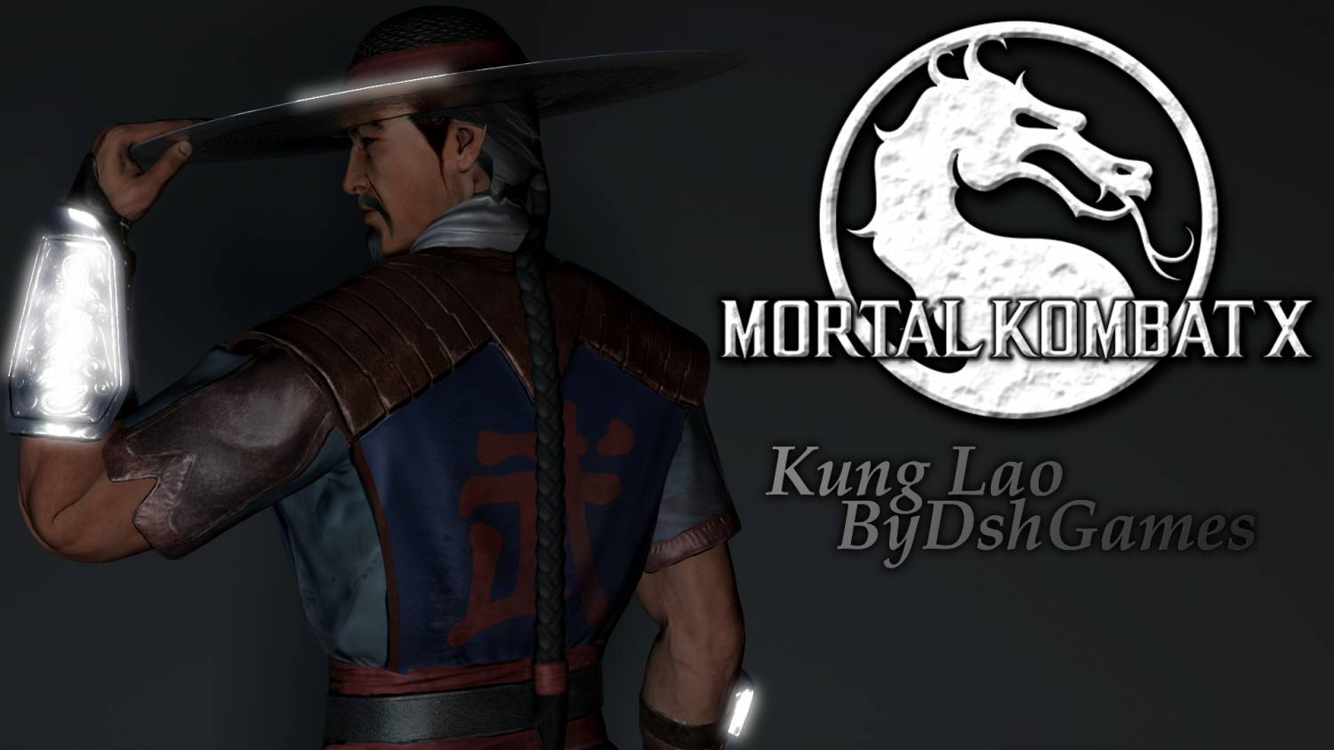 Kung Lao for GTA SA 0