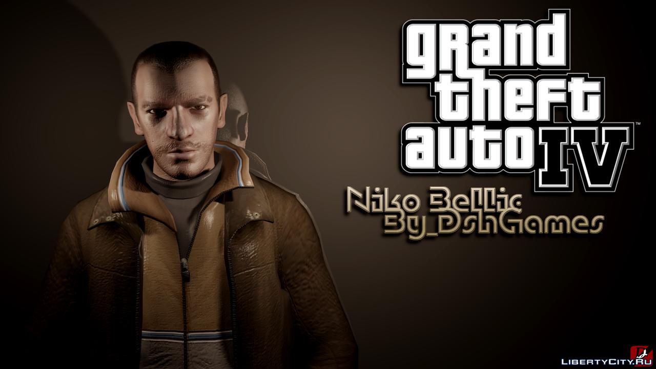 Niko Bellic GTA SA 0