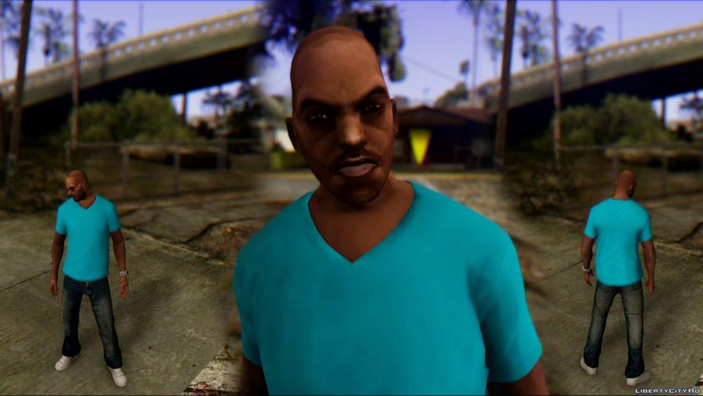 Victor Vance HD GTA SA 1