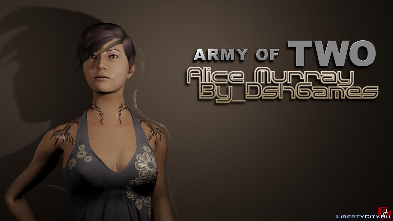 Alice Murray gta sa 0