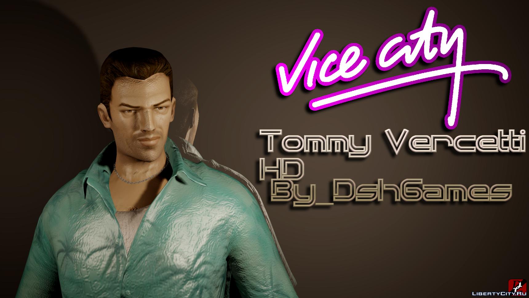 Tommy Vercetti HD GTA SA 0